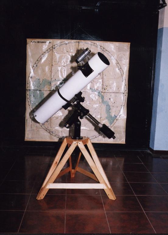 Как сделать свой телескоп 277